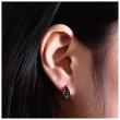 Náušnice do ucha chirurgická oceľ SESCSSE005