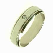Oceľový prsteň R1423B