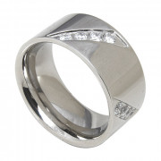 Oceľový prsteň RSM18