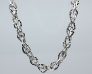 Dámsky strieborny náhrdelnik 301757