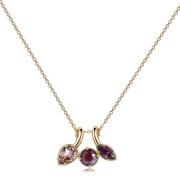 Moderné dámsky náhrdelník Brosway Affinity BFF69
