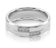 Oceľový prsteň MCRSS020