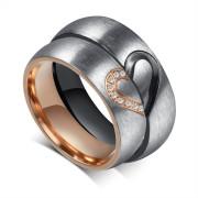 Snubné prstene z chirurgickej ocele JCFCR051