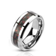 Oceľový prsteň Spikes 2315