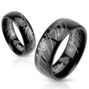 Oceľový prsteň 2762