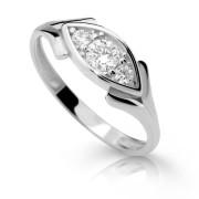 Strieborný prsteň 2329