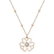 Dámsky oceľovy náhrdelník Brosway Ikebana BKE01