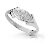 Strieborný prsteň 2331