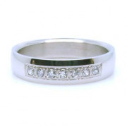 Oceľový prsteň SEKR630