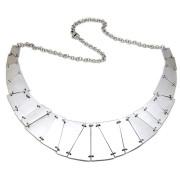 Oceľový náhrdelník NLM27