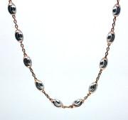 Dámsky strieborny náhrdelnik 306967
