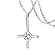 Satanský kríž chirurgická oceľ JCFPN-1127S