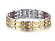 Oceľový náramok magnetický JCFTBRM-028