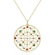 Bronzový náhrdelník BrosWay Corinto BOI02