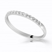Zlaty prsten damsky Z6484W