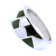 Oceľový prsteň SEJR1895