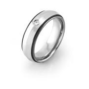 Oceľový prsteň Spikes MCRSS018