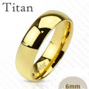 Titánový prsteň Spikes 4383-6