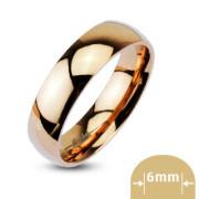 Oceľový prsteň Spikes 005