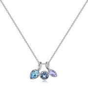 Moderné dámsky náhrdelník Brosway Affinity BFF68