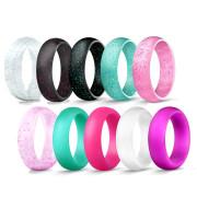 Silikónové prstene súprava JCFSH1000