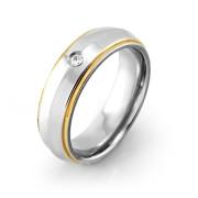 Oceľový prsteň MCRSS010