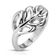 Oceľový prsteň Spikes 5378