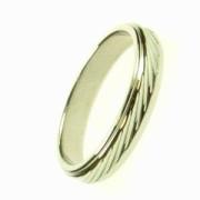 Oceľový prsteň R1410