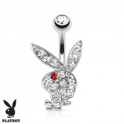 Piercing do pupka Playboy 003CR