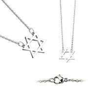 Ocelove náhrdelníky 6660-Steel
