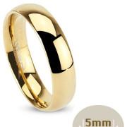 Oceľový prsteň Spikes 002-5