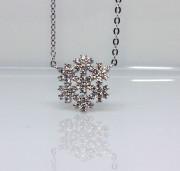Strieborný náhrdelník 306525
