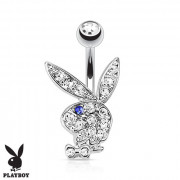 Piercing do pupka Playboy 003CB