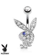 Piercing do pupiku Playboy 003CB