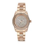 Elegantné zlate náramkové hodinky Brosway Déco WDC13
