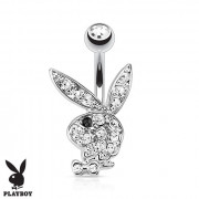 Piercing do pupka Playboy 003CK