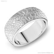 Oceľový prsteň MCRSS031
