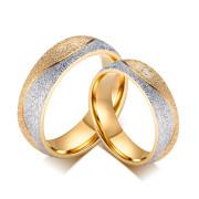Snubné prstene chirurgická oceľ JCFCR027