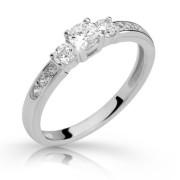Strieborný prsteň 2360