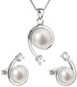 Streiborné šperky s perlou 29031.1