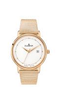 Zlate dámske hodinky Dugena Mila 4460791-MB03