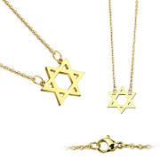 Ocelove náhrdelníky 6660-GD