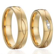 Snubné prstienky SSPL0022