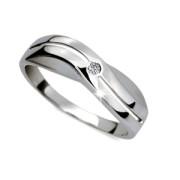 Strieborný prsteň 1562