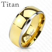 Titánový prsteň Spikes 4382