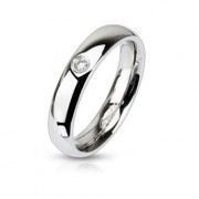 Oceľový prsteň Spikes 11-4
