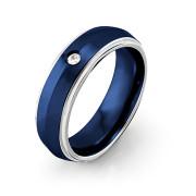 Oceľový prsteň MCRSS008