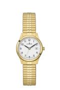 Dámske oceľové hodinky zlaté Dugena Bari 4460758