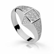 Dámsky prsteň strieborný 2310