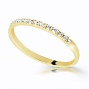 Zlaty prsten damsky Z6484Y
